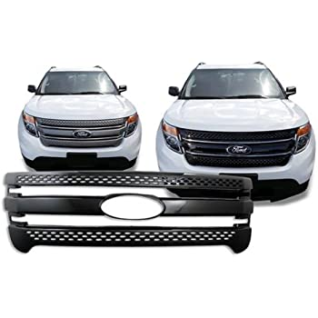 NINTE Grill Cover For 2018 2019 Ford Explorer