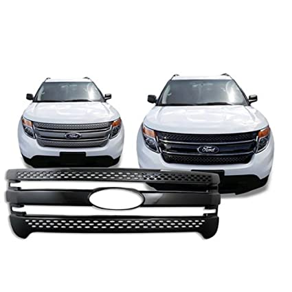 Amazon Com Deluxeauto Black Grille Overlay Trim Is Compatible With