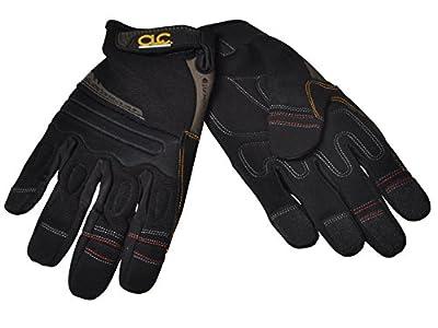 Custom Leathercraft Subcontractor Flex Grip Work Gloves