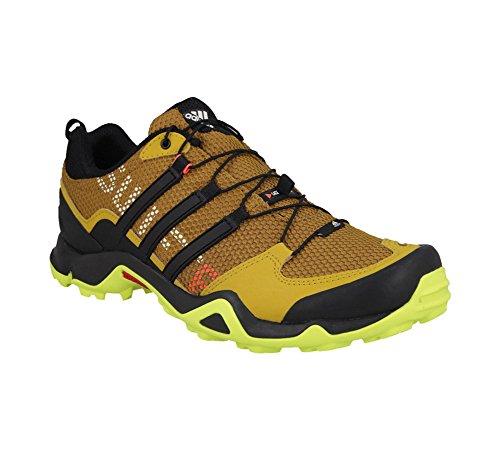 Adidas Herren Terrex Swift R Wandern Sneaker Schuhe Gold Ocker / Solar Gelb / Roh Ocker