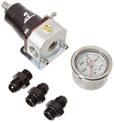 Aeromotive 13130 Regulator and Fitting Kit (Regulators Aeromotive Ford)