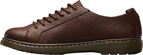 Dr. Martens Heren Islip Donkerbruin Grizzly