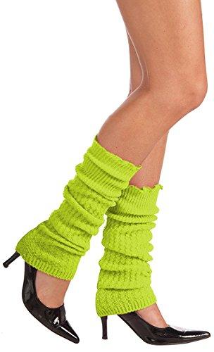 Forum Novelties Neon Leg Warmers