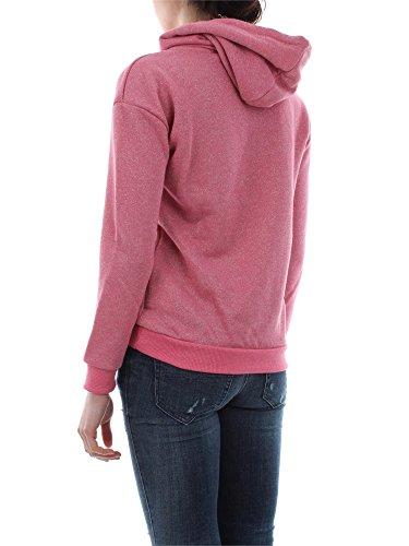 SHOESHINE E6CD0967 SUDADERA Mujer Rosso