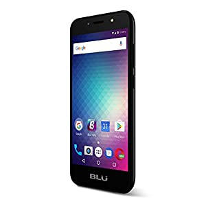 BLU Advance A5 -Unlocked Dual Sim Smartphone -Black
