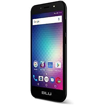 BLU Advance A5 -Unlocked Dual Sim Smartphone -Black