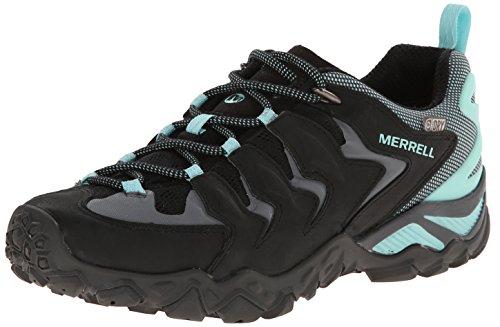 CHAM Vent Hiking Black Boots GTX Black Merrell Women's Shift Adventurine awq6HH