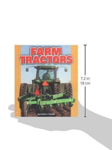 Farm Tractors (Pull Ahead Books)