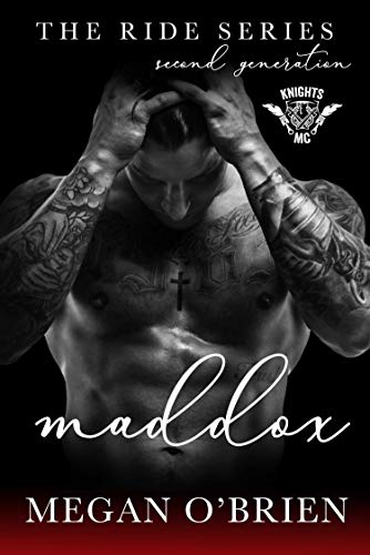Maddox by Megan O'Brien