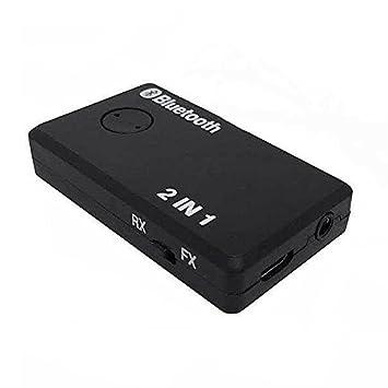 SODIAL 2018 Nuevo 2 EN 1 USB Bluetooth Receptor Transmisor YPF04