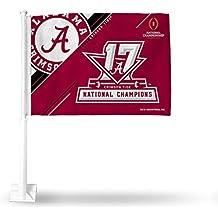 NCAA unisex NCAA 2017 CFP Champ Car Flag