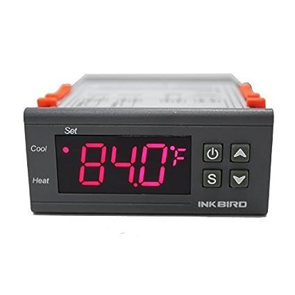 Inkbird 220 V All Multiusos Controlador De Temperatura Digital