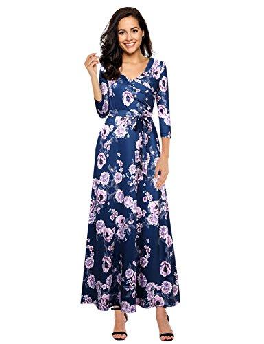 ink blue dress - 9