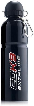 Cool Dog CDK9Extrema Aluminio Deportes Botella de Agua–750ml