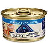 Healthy Gourmet Cat Flaked Tuna Entree 24/5.5oz Review