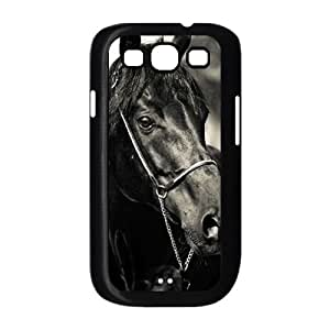 Hjqi - Personalized Horse Cover Case, Horse Custom Case for Samsung Galaxy S3 I9300