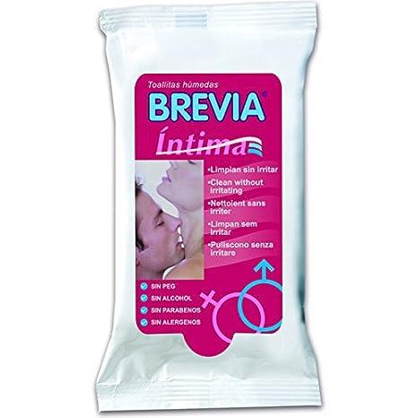 TOALLITAS BREVIA INTIMA 12 UDS.