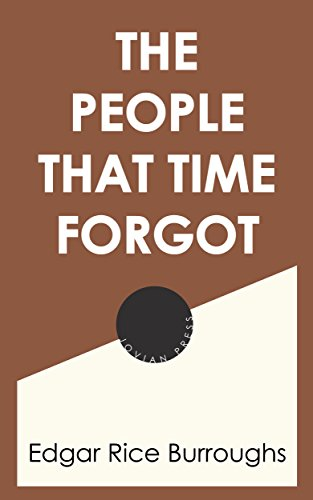 book cover of The People That Time Forgot