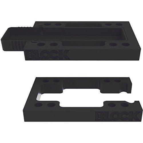 Block Riser Stashblock Risers Kit Black