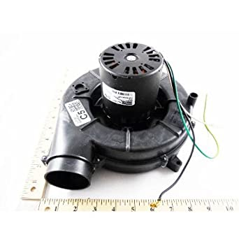 Blw01137 american standard furnace draft inducer for Furnace inducer motor replacement cost