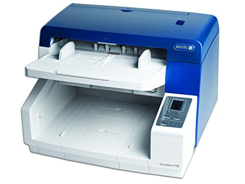Xerox DocuMate 4790 (XDM47905D-WU) A3-sized Adf Document ...
