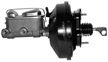 """67 68 69 70 Ford Mustang 9/"""" Power Brake Booster w// Ford Style Master Cylinder"""