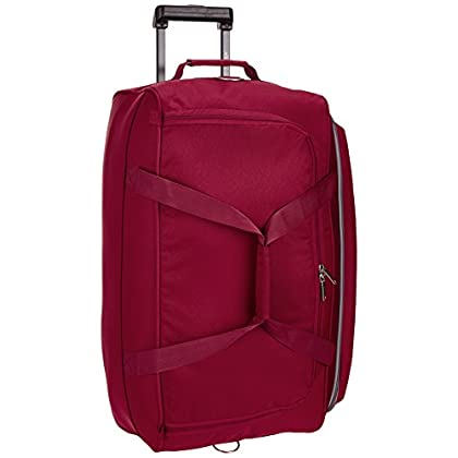 Skybags Cardiff Polyester 63.5 cms Red Travel Duffle (DFTCAR62ERED) (DFTCAR62RED)