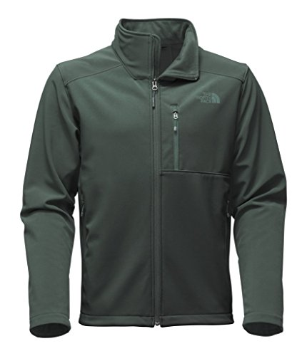 The North Face Men's Apex Bionic 2 Jacket - Darkest Spruce & Darkest Spruce - XL (Past Season)