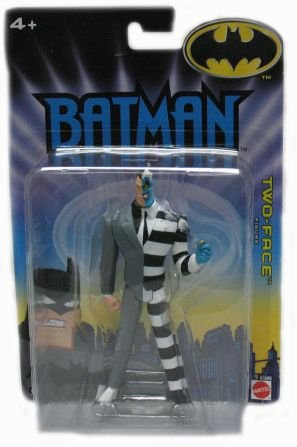 Dark Knight Two Face (Batman Animated Two Face Action Figure)