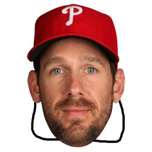 UPC 816551019985, MLB Philadelphia Phillies Cliff Lee Player Face Mask