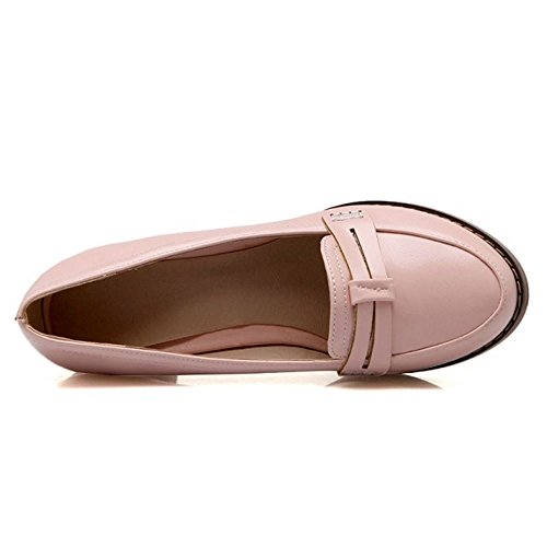 Brogue Classic Women Melady Shoes Pink qxRBwEWA