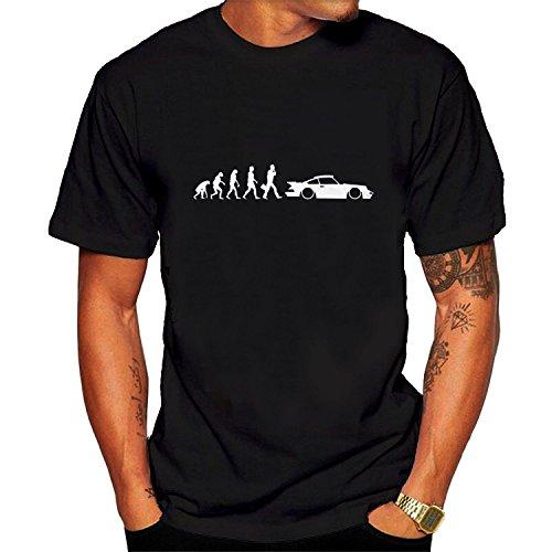 mens-pevolution-of-porsche-911-t-shirt-l-black-short-sleeves