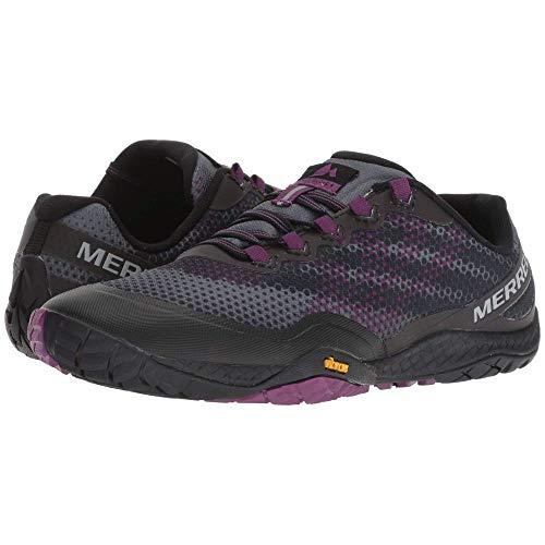 (メレル) Merrell レディース ランニング?ウォーキング シューズ?靴 Trail Glove 4 Shield [並行輸入品]