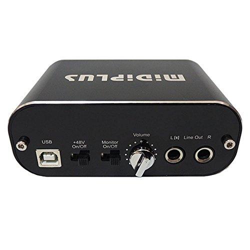 [해외]midiplus Audiolink Light - 채널 오디오 인터페이스/midiplus Audiolink Light -Channel Audio Interface