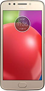 Moto E (4th Generation) - 16 GB - Unlocked (AT&T/Sprint/T-Mobile/Verizon) - Fine Gold