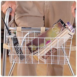Economy Wire Walker Basket Plastic Tray Insert by Sammons Preston (Insert Basket Walker)