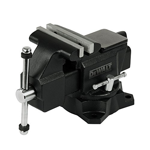 (DeWalt DXCMWSV4 4.5 In. Heavy-Duty WORKSHOP Bench Vise)