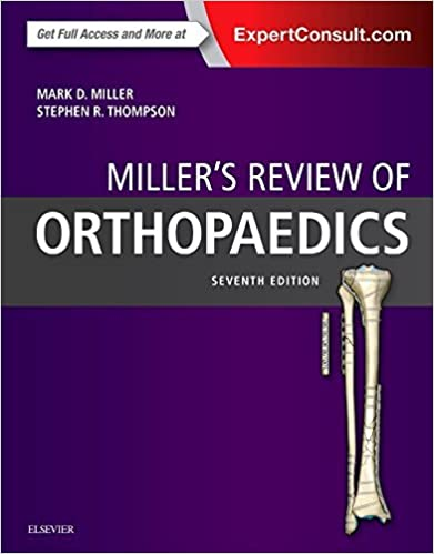 Miller S Review Of Orthopaedics 9780323355179 Medicine