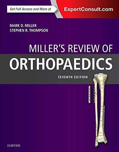 - Miller's Review of Orthopaedics
