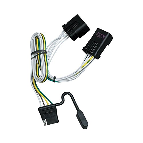 Jeep Commander Trailer Tow Wiring - REESE 118381 Trailer Connector Kit