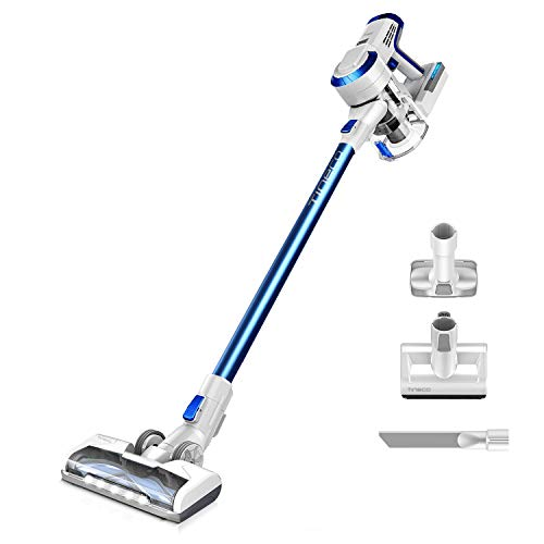 Tineco A10 Hero Cordless Stick Vacuum Cleaner Lightweight 350W Digital Motor Lithium Battery and LED Brush, Handheld Vacuum, Deep Clean, Pet Owner