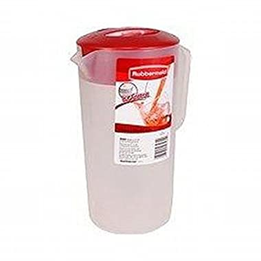 Rubbermaid Pitcher 2 Qt (Pack of 2)