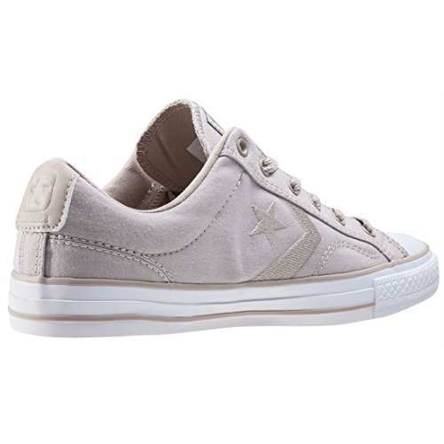 adidas Cons Star Player Ox, Chaussures de Basketball Hommes, Beige (Papyruswhite Papyruswhite), 44 EU
