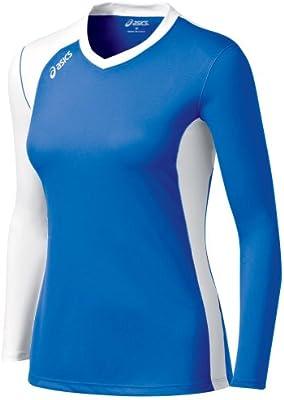 f712a500b67b Amazon.com   ASICS Women s Digg Long Sleeve Jersey