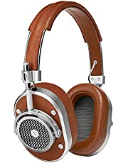 Master & Dynamic MH40 Over-Ear Headphones with Wire - Noise Isolating with Mic - High Quality Recording Studio Headphones with Superior Sound