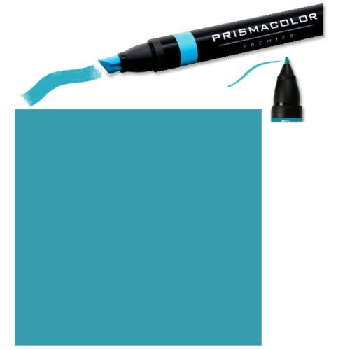Prismacolor Marker Pm37 Aquamarine