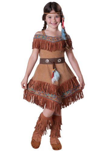 [Indian Maiden Costume - Large] (Pocahontas Costumes For Kids)