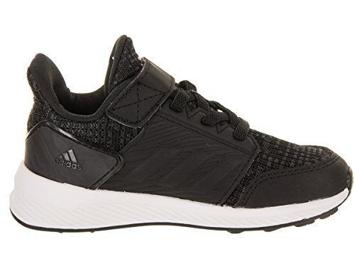 adidas Toddlers RapidaRun Lux Running Shoe Core Black eiKCnyCR2
