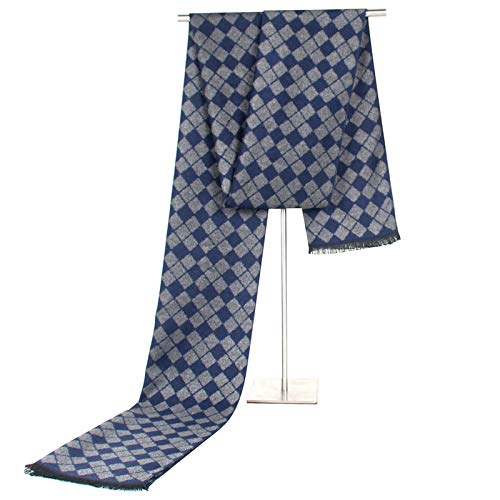Beydodo Bufanda Mujer Bufanda de Cachemira Bufandas a Cuadros 180x30CM Bufanda de Cuadros Hombre Bufandas Para Mujer Bufandas...