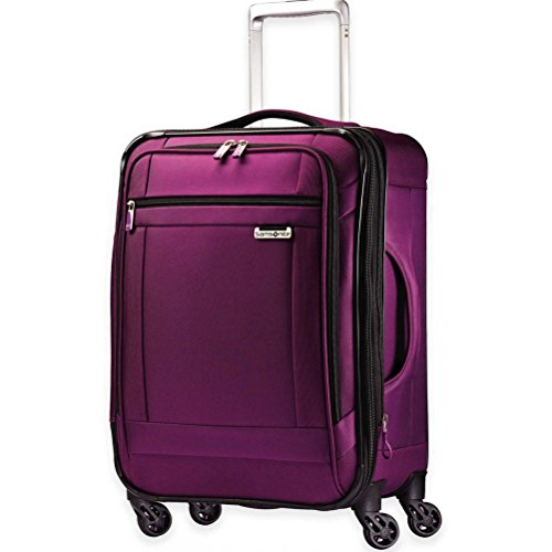 Samsonite Solyte Softside Spinner 20 Exp. , Purple Magic by Samsonite